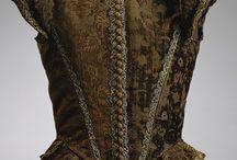 garments, 1500-1599