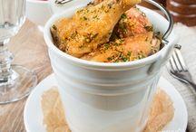 Горячие блюда / Лучшие рецепты горячих блюд!