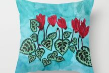 My Society6 products