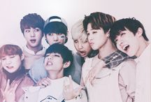 BTS / BTS boygroups