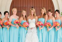 diamond blue / tiffany blue inspired wedding ideas / by michelle mospens