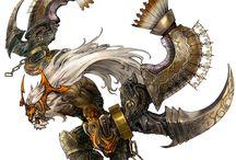 Summon Final Fantasy