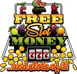 online slot bonus money, real and no deposit / Freeslotmoney.com provides online casino slot players with free welcome bonus money upon deposit and free no deposit money courtesy of the online casinos.