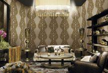 Luxusné tapety Roberto Cavalli