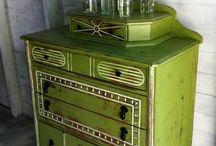 muebles y cajoneras vintage