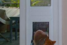 Patio Pet Doors