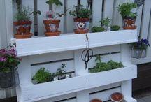 puutarhaan uutta