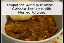 Dishes from Around the World! / by Amanda Renee