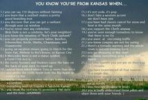 Kansas Proud / by Katrina Alumbaugh