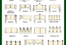 Curtains, Blinds etc.
