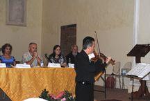"""Presentazione """"Sguardi d'infinito"""" di Teresa Vario / 21 settembre 2013 Auditorium San Vito, Barcellona Pozzo di Gotto"""
