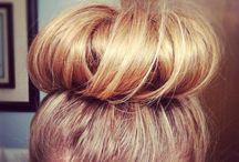 hair / by Tiffani Beste