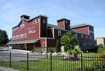 work related / The Red Mill Inn