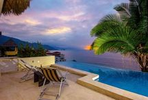 The Ridge, Puerto Vallarta Mexico / Spectacular gated community in the South Shore of Puerto Vallarta.  Buy one of 4 models homes or build your dream home.