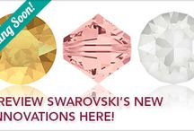 Swarovski Innovations / by Fusion Beads
