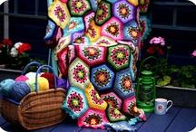 Inspiration - Crochet / A little hooky inspiration....