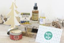 Christmas Gift Guide / Christmas Gifts for eco and green beauty lovers
