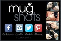 TZj Mug Shots / Post a pic with your TZj jewelry (engagement rings, bracelets, Great One Divine, diamond earrings, etc.) AND a coffee mug to show off your TZj Jewelry! #TZjMugShots