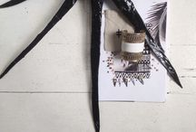 IXIAH ADORNMENTS / IXIAH's exclusive accessories that are created to adorn our styles.