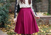 I miei outfit - 2014 / Tutti gli outfit che potete trovare sul mio blog, www.lefreaks.com