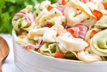 Recipes - Salads & Soups / by Lori N Dennis