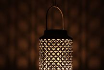 Enchanting Lanterns & Lamps! / Bright and shiny all through the day!