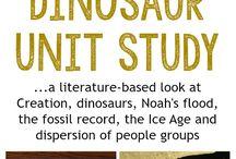Homeschooling - Dino Files