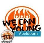 WECANYoung gemeente acties / Pins van de acties in de WE CAN Young gemeenten. Meer weten? Check dan www.wecanyoung.nl voor meer info.