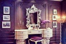 Specchi e specchiere / mirrors / Specchi da regina