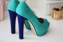 OMG, Shoes! / I can't have ALL of them, so I'll just pin them =) / by Maggie Langer