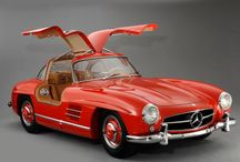Cars, really beautiful dream cars / Car art…beautiful cars are like sculpture, I just like to look at them