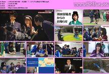Theater, 2017, 720P, SKE48, TV-Variety