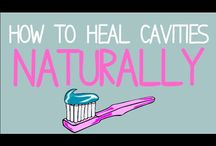 Heal Tooth decay
