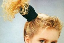 Hairstyle 80s