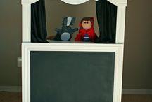 Kyahs puppet theatre