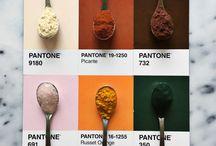 PANTONE, a world of colors!