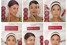 guinot / We can delay the visible effects of aging... We can reduce the signs of aging and give the skin a younger appearance. Just as plants respond to nutrients and water, the skin can recharge its resources of energy and revitalizing substances that stimulate the cellular functions that make it look younger. Remember that age 30 is time to prepare for the skin's appearance at 40; age 40 is when to prepare for 50, and so on.