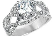 Engagement Rings / Amazing engagement rings and diamond jewelry. Enjoy and happy Pinning!  / by Sophie Brown