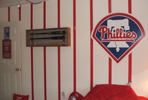 Baseball bedroom / by Chey Byers