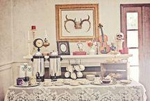 Sherlock Holmes tea party
