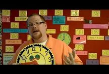 Preschool-Telling Time Lesson Ideas / by Staci Durik