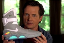 Nike Back To The Future Shoes / by Anna McBride