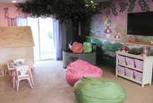 Ideas for the Fairy Princess's Bedroom / Skyla Rose  / by Teresa White