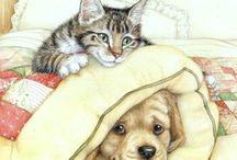 Kedi&Köpekler