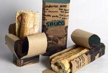 FoodHack takeaway bags