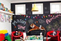 Playroom / by Hannah Elizabeth Buchanan