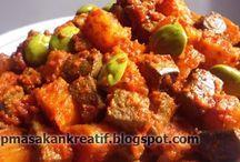 Aneka sambal goreng