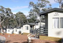 Caravan Parks - Australia / A list of all the caravan parks we have stayed in or have found and look promising