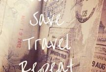 Travel Quotes / Inspiration and all things quoting travel