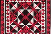 Quilt kits for sale / Unique and traditional patterns. Kits include everything to create the top including the binding.